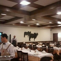 Photo taken at Boi Preto Churrascaria by Vitorino S. on 6/18/2011