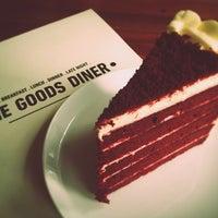 Foto tirada no(a) THE GOODS DINER • por Christnawaty L. em 7/13/2012