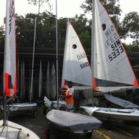 Photo taken at NOSS Sailing Club by ,7TOMA™®🇸🇬 S. on 6/3/2012
