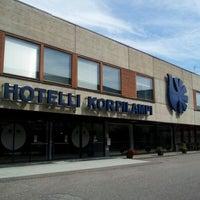 Снимок сделан в Hotelli Korpilampi пользователем Harri T. 7/18/2011