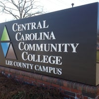 Photo taken at Central Carolina Community College by Seymour 'Salfrico' W. on 2/13/2012