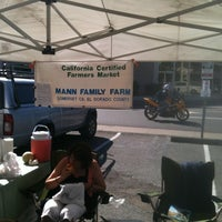 Photo taken at Placerville Farmers Market by George L. on 8/20/2011