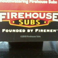 Photo taken at Firehouse Subs by Mystic B. on 9/8/2011