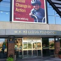 Photo taken at W.K. Kellogg Foundation by Ryan F. on 7/21/2011