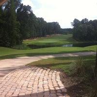 Photo taken at Dancing Rabbit Golf Club by Mark Lashley on 8/17/2012