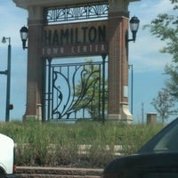 Photo taken at Hamilton Town Center by Kirby F. on 7/21/2012