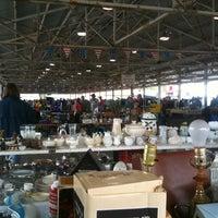 Photo taken at Chuckies Flea Market by Chad W. on 9/18/2011