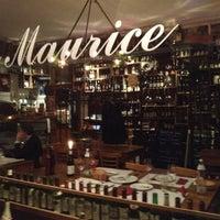 Das Foto wurde bei Chez Maurice von Anna S. am 3/19/2012 aufgenommen
