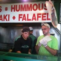 Photo taken at Pita Gourmet by Steph K. on 8/26/2012
