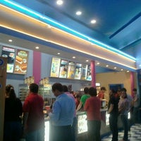 Photo taken at Supercines by Jorge D. on 9/12/2011