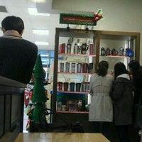 Photo taken at Starbucks by Lee Y. on 11/2/2011