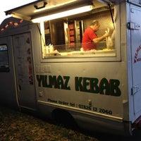 Photo Taken At Yilmaz Kebab Van By Maria P On 6 9 2012