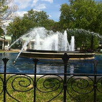 Photo taken at Franklin Square by Kevin F. on 4/25/2012