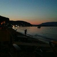 Photo taken at Praia by Dim K. on 6/3/2012
