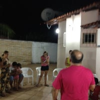 Photo taken at Célula Manancial de Águas Vivas by Elizane M. on 7/18/2012