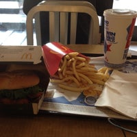 Photo taken at McDonald's by Gary P. on 8/2/2012