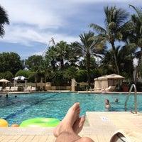 Photo taken at The Ritz-Carlton Golf Resort, Naples by Kevin C. on 8/14/2012