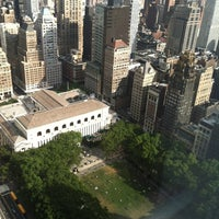 Photo taken at Bank of America Tower by Marc N. on 8/5/2012