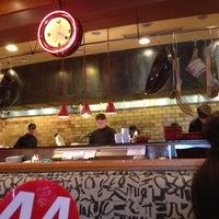 Photo taken at Pei Wei by Tonya P. on 4/22/2012