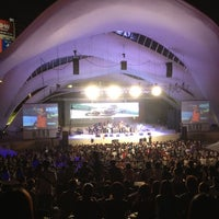 Photo taken at 圓滿戶外劇場 Fulfillment Amphitheatre by natasha c. on 9/1/2012