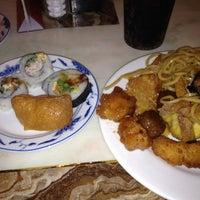 Photo taken at Mandarin Chinese Restaurant by Simon E. on 6/28/2012