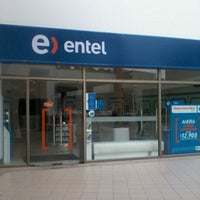 Photo taken at Entel, Talca by Mary A. on 4/8/2012