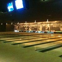Photo taken at Striker Casual Bowling by Thiago O. on 8/12/2012
