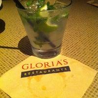 Photo taken at Gloria's by Dennis P. on 9/2/2012