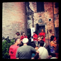 Photo taken at Pozzino by Mercantia Certaldo on 7/11/2012