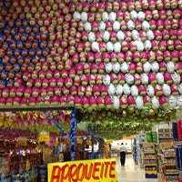 Photo taken at Carrefour by William S. on 3/18/2012