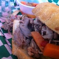 Photo taken at Little Joe's Italian Beef by Larry on 3/29/2012