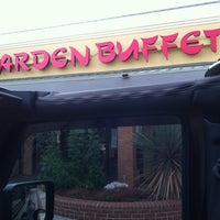 Photo taken at Garden Buffet by Jon M. on 6/4/2012