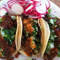 Photo taken at Lilly's Taqueria by Jenny P. on 7/30/2012