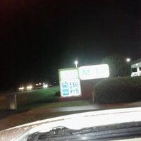 Photo taken at Mobil by Blake B. on 6/8/2012