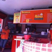 Photo taken at Las Quekas by Kelly M. on 5/27/2012