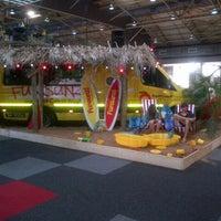 Photo taken at Durban Exhibition Centre by Shelton T. on 7/8/2012