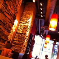 Photo taken at Bourbon Coffee by Benjamin J. on 4/13/2012