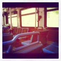 Photo taken at Madison Metro 6 Bus by Gillian S. on 5/11/2012