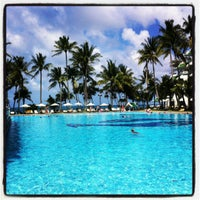 Photo taken at Le Méridien Phuket Beach Resort by Michael D. on 8/5/2012