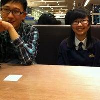 Photo taken at Café de Itamomo 意樂 by Lois on 3/6/2012