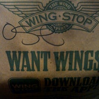 Photo taken at Wingstop by Jose A. on 3/12/2012