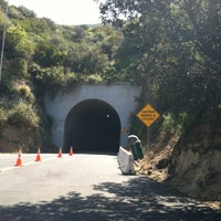 Photo taken at Back to the Future & Who Framed Roger Rabbit Tunnel by Evan K. on 5/5/2012
