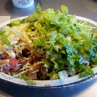 Photo taken at Chipotle Mexican Grill by Irene A. on 6/10/2012