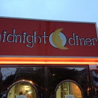 Photo taken at Midnight Diner by LaWana M. on 9/7/2012