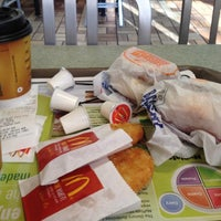 Photo taken at McDonald's by Marilyn on 7/19/2012