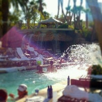 Photo taken at Grand Pool Complex Lazy River by Demont D. on 6/18/2012