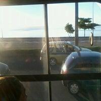 Photo taken at Praia de São Bento by Alexandre M. on 2/15/2012