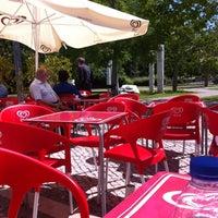 Photo taken at Jeronymo CoffeeShop by Natacha A. on 7/14/2012