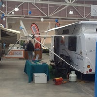 Photo taken at Bendigo Prince Of Wales Showgrounds by Kristian S. on 6/1/2012