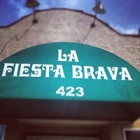 Photo taken at La Fiesta Brava by Annie S. on 5/6/2012